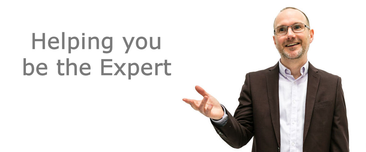 Be the Expert
