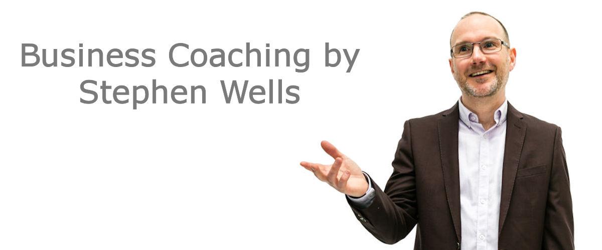 Stephen Wells Business Coach
